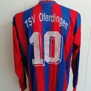 Erima 1990ies Germany Amateur team TSV Oferdingen shirt #10 size XXL (3)