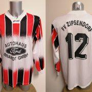 Finale Sport 1990ies Germany Amateur team FV Zipsendorf shirt #10 size L (1)