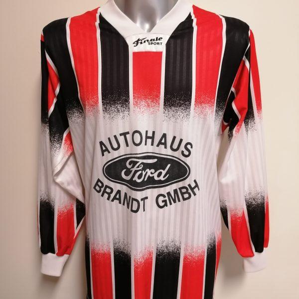 Finale Sport 1990ies Germany Amateur team FV Zipsendorf shirt #10 size L (2)