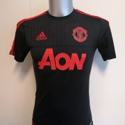 Manchester United 2015 2016 training shirt adidas adizero football top size XS (1)
