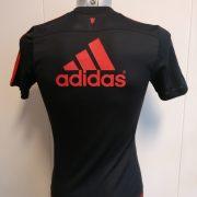Manchester United 2015 2016 training shirt adidas adizero football top size XS (2)