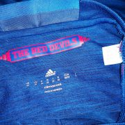 Manchester United 2016 2017 away shirt adidas football top size M (3)