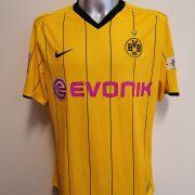 Match issue Borussia Dortmund 2008 home shirt BL Brzenska 3 size XL (2)