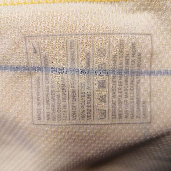 Match issue Borussia Dortmund 2008 home shirt BL Brzenska 3 size XL (3)