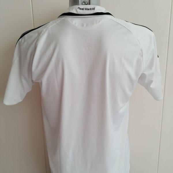 Real Madrid 2008 2009 LFP home football shirt adidas size Boys XL 176cm 16Y (3)