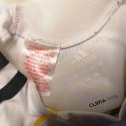 Real Madrid 2009 2010 LFP home football shirt adidas size Boys L 164cm 1314Y (3)