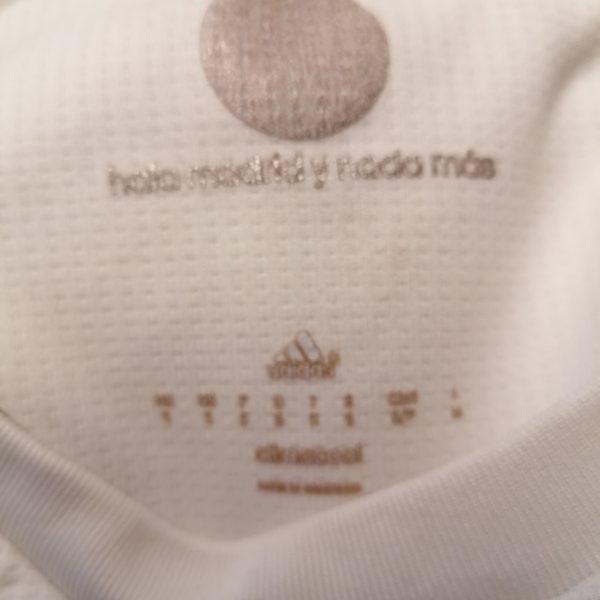 Real Madrid 2015 2016 LFP home football shirt adidas size S (3)