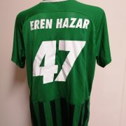 SV Beeckerwerth 1925 home shirt Nike trikot Eren Hazar 47 size XXL (1)