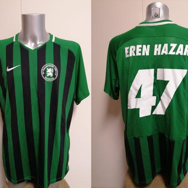 SV Beeckerwerth 1925 home shirt Nike trikot Eren Hazar 47 size XXL