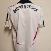 Vintage Bayern Munchen 2006 2007 away shirt adidas football top size XL (4)