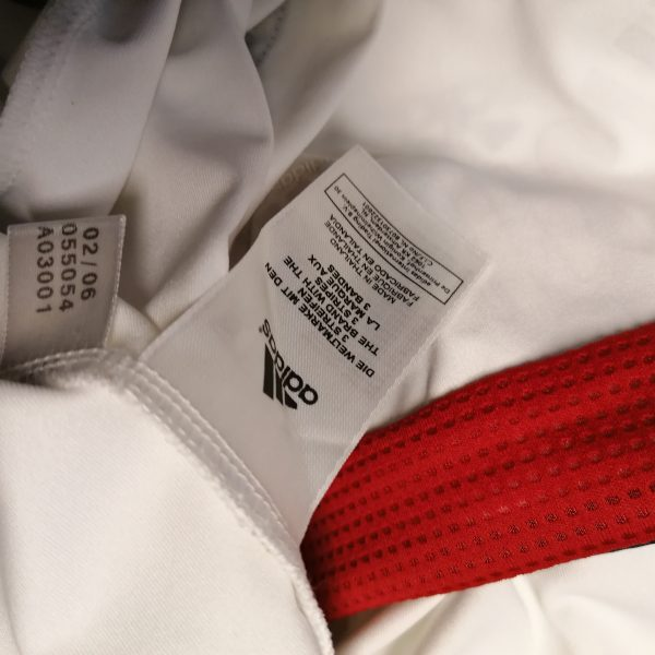 Vintage Bayern Munchen 2006 2007 away shirt adidas football top size XL (6)