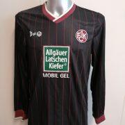 1FCK Kaiserslautern 2010 2011 ls third shirt Do You Football size M (1)