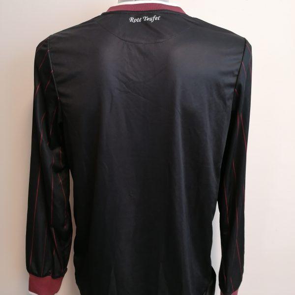 1FCK Kaiserslautern 2010 2011 ls third shirt Do You Football size M (4)
