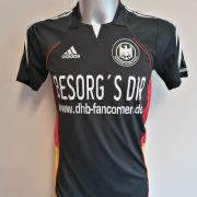 Germany handball shirt 2009 2010 trikot adidas size S (1)