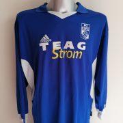 Match worn RWE Erfurt 2002 2003 away shirt #13 size XL (2)
