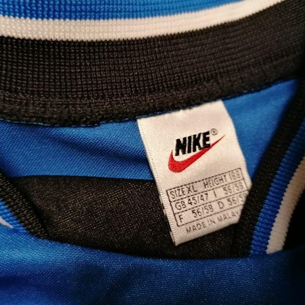 Player issue Sparta Prague goal keeper shirt Postulka 1 CL 1997 1998 XL blue (5)