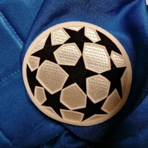 Player issue Sparta Prague goal keeper shirt Postulka 1 CL 1997 1998 XL blue (6)