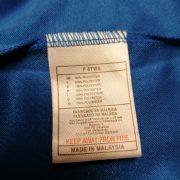 Player issue Sparta Prague goal keeper shirt Postulka 1 CL 1997 1998 XL blue (7)