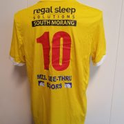 Preston Lions Makedonia Australia 2017 away jersey shirt adidas #10 size XL (1)