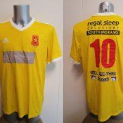 Preston Lions Makedonia Australia 2017 away jersey shirt adidas #10 size XL