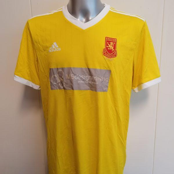 Preston Lions Makedonia Australia 2017 away jersey shirt adidas #10 size XL (2)