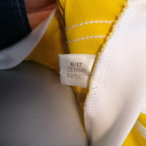 Preston Lions Makedonia Australia 2017 away jersey shirt adidas #10 size XL (4)