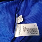 Schalke 04 2010 2011 blue training polo shirt adidas soccer jersey size S (3)