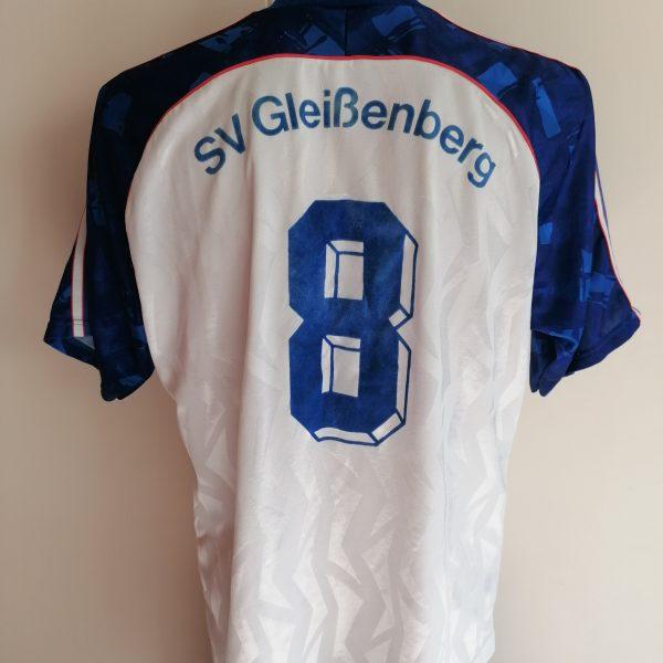 Vintage 1990 1991 Germany Amateur team shirt #8 size XL football trikot (2)