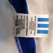 Vintage Adidas 1980ies white shirt size L D78 made in West-Germany (3)