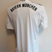 Vintage Bayern Munchen 2010 2011 away shirt adidas trikot top size L (4)
