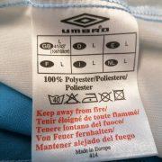 Vintage Chelmnitzer FC 2004 2005 home shirt Umbro trikot size L (5)