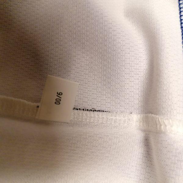 Vintage Dinamo Kiev 2001 2002 away shirt adidas jersey size XL (3)