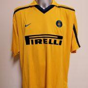 Vintage Inter Milan 1999 2000 third shirt Nike Internazionale Ronaldo 9 XL (1)