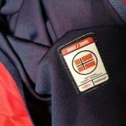 Vintage Norway 2003 2004 2005 reversible home away shirt Umbro L BNWT (3)