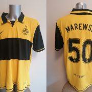 Borussia Dortmund 2007 2008 home shirt Marewski 50 size XXL