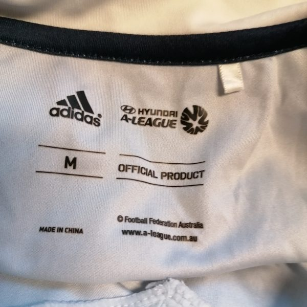 Melbourne Victory 2014 2015 home shirt adidas football jersey size M (1)