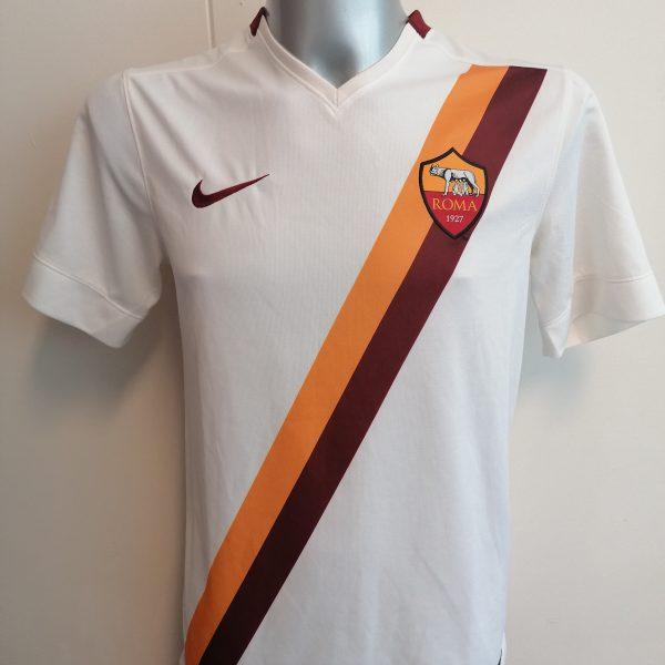AS Roma 2014 2015 away shirt Nike football jersey size S (1)
