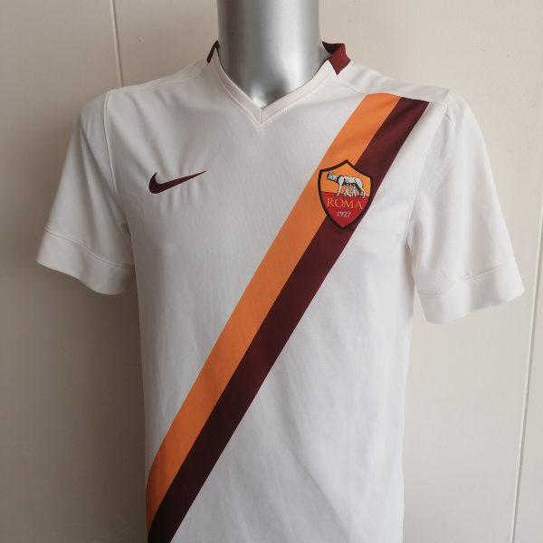 AS Roma 2014 2015 away shirt Nike football jersey size S (2)