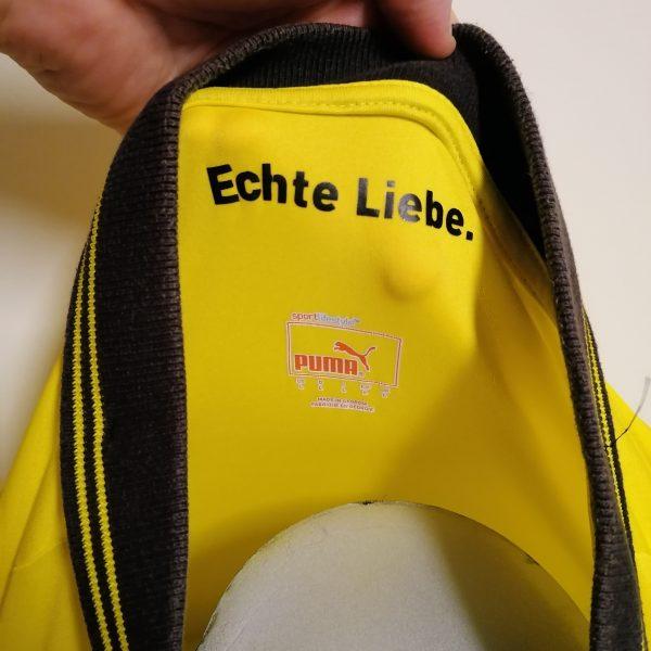 Borussia Dortmund 2012 2013 home shirt Puma trikot size L (1)