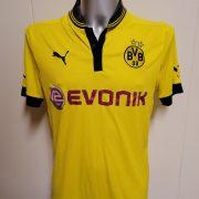 Borussia Dortmund 2012 2013 home shirt Puma trikot size L (2)