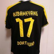Borussia Dortmund 2013-14 away shirt Puma trikot Aubameyang 17 size XXL (1)