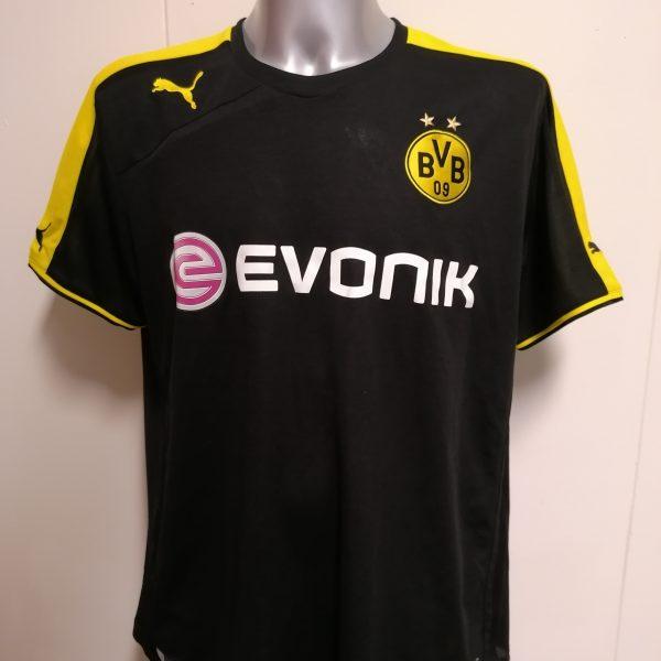 Borussia Dortmund 2013-14 away shirt Puma trikot Aubameyang 17 size XXL (2)