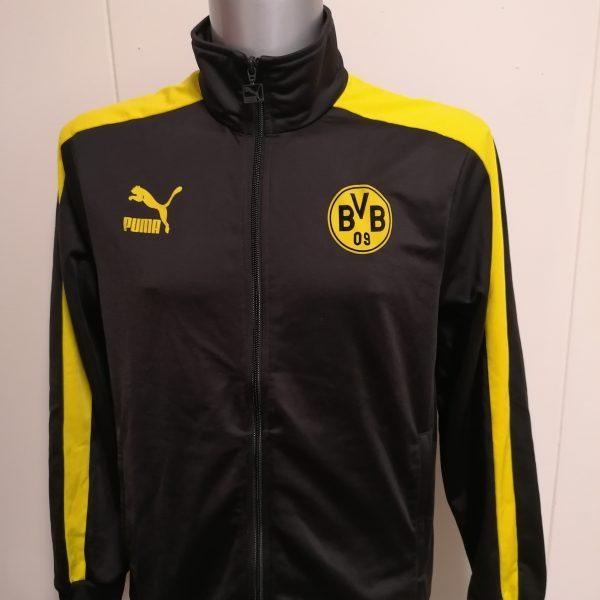 Borussia Dortmund BVB T7 training jacket Puma size M (1)