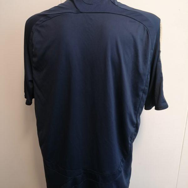 Real Madrid 2007 2008 LFP away football shirt adidas size XL (2)