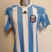 Argentina 2010 2011 home shirt size M (1)