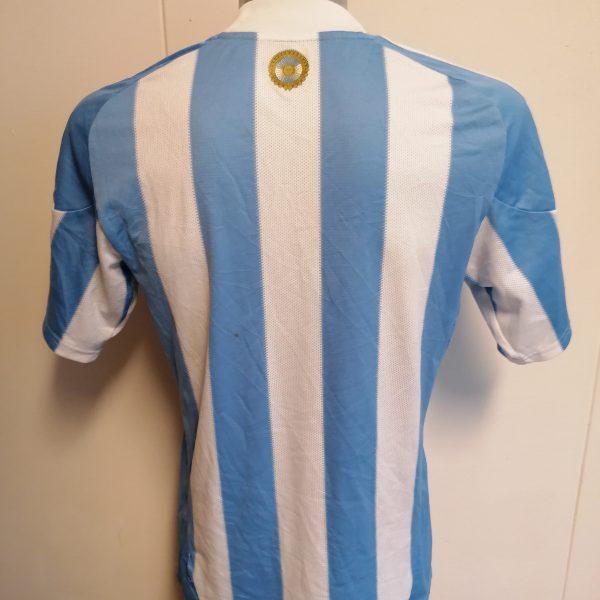 Argentina 2010 2011 home shirt size M (4)