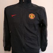 Nike Manchester United Showtime N98 Track Jacket Black size S 413471-010 (1)