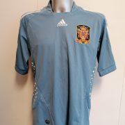 Spain 2008 Confederations Cup 2009 Goal Keeper shirt adidas size L (1)