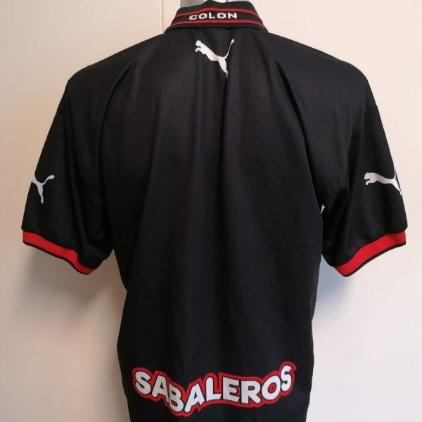 Vintage Colon de Santa Fe 2000's away shirt Puma size L (4)