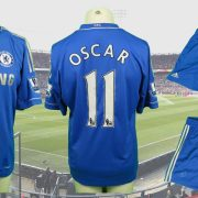 Chelsea-2012-13-home-kit-shirt-adidas-EPL-soccer-jersey-shorts-Oscar-11-size-M-202111368153